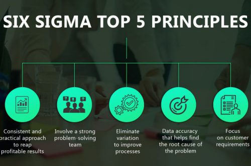 Six Sigma Top 5 Principles