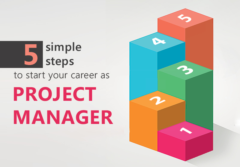 Vinsys Blog - Five Simple Steps to Start Your Career as a