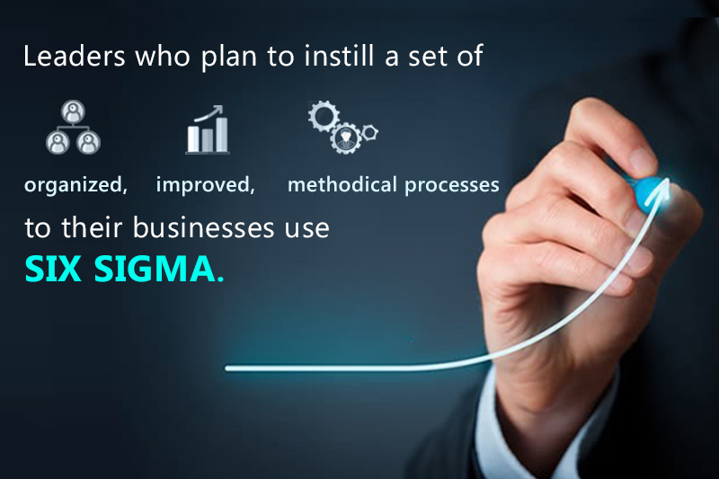 SIX SIGMA leaders