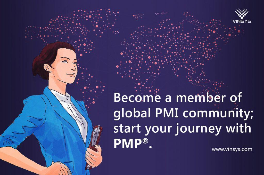 Global PMI PMP community