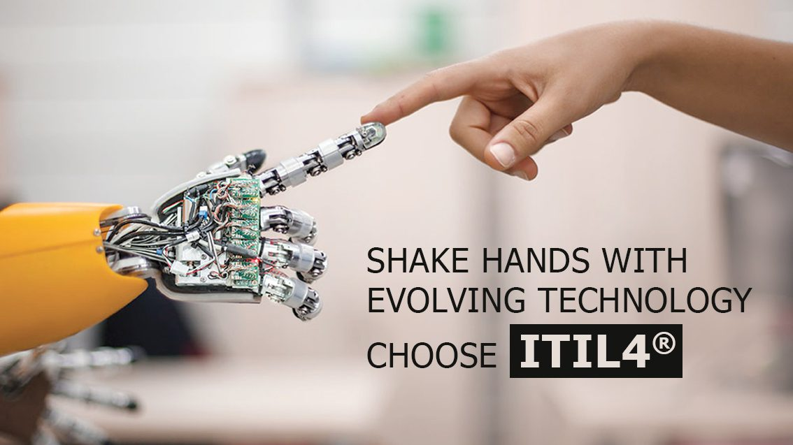 ITIL4 and latest technology