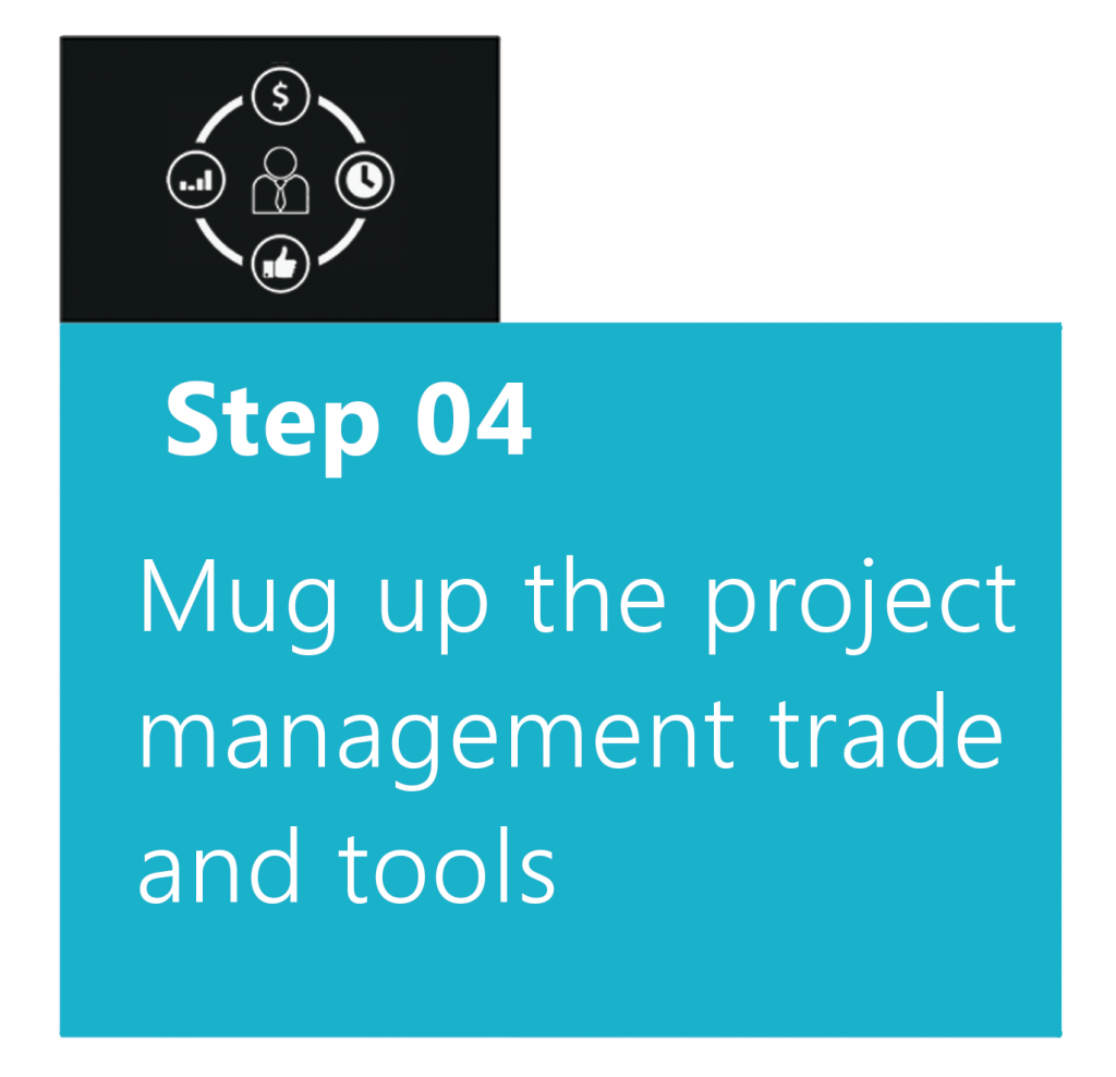project management trade and tools