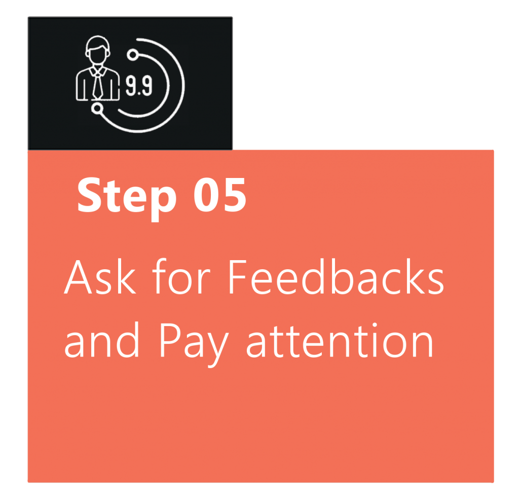 Feedback and Pay attention
