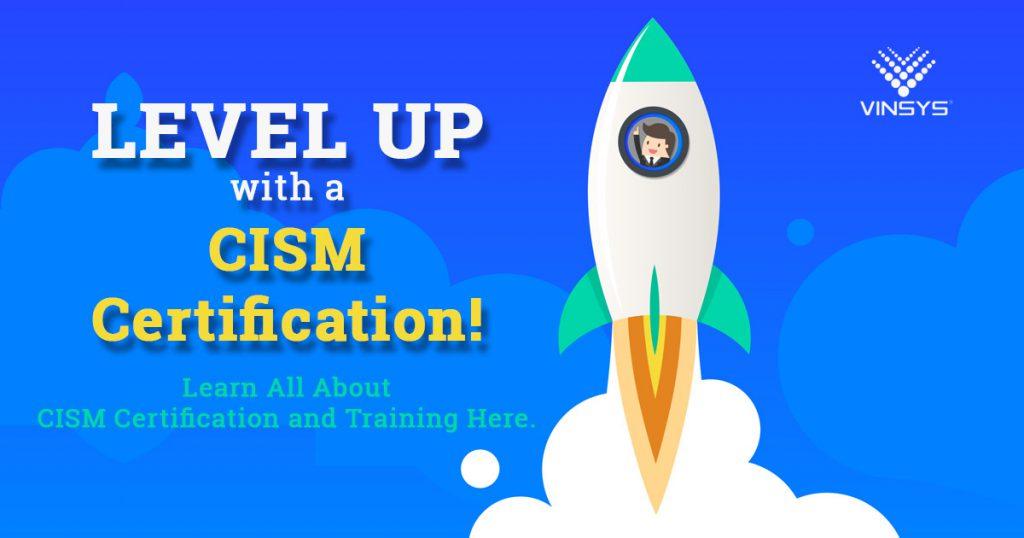 CISM Certification Training | Vinsys