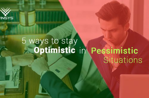 Stay Optimistic Soft skills