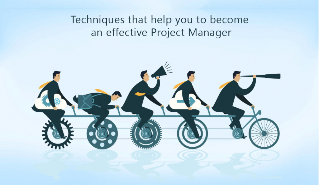 Project Manager Effective Techniques