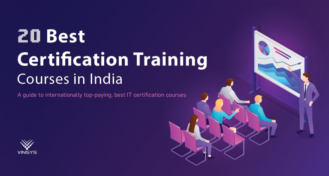 Best Certification Courses in India