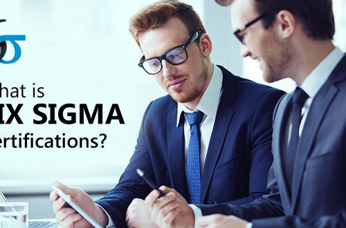 what is six sigma certification