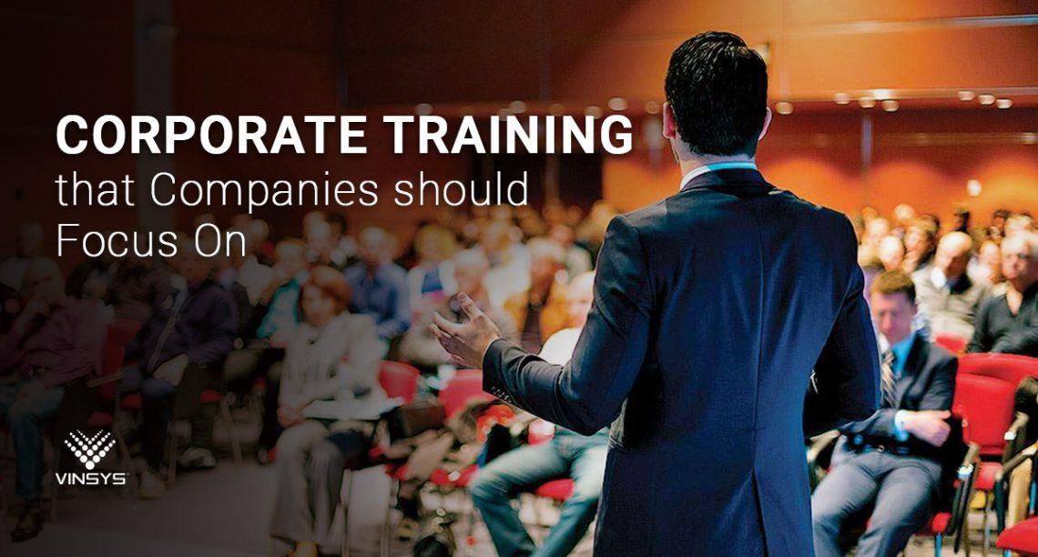 Corporate Training- Vinsys