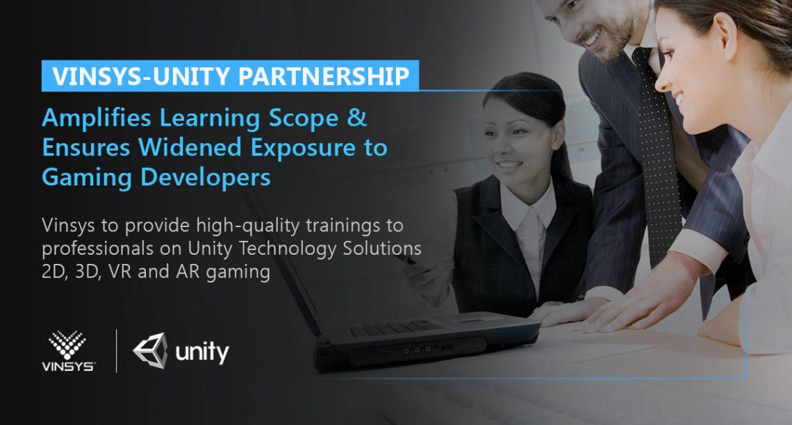 Unity-Vinsys-partnership
