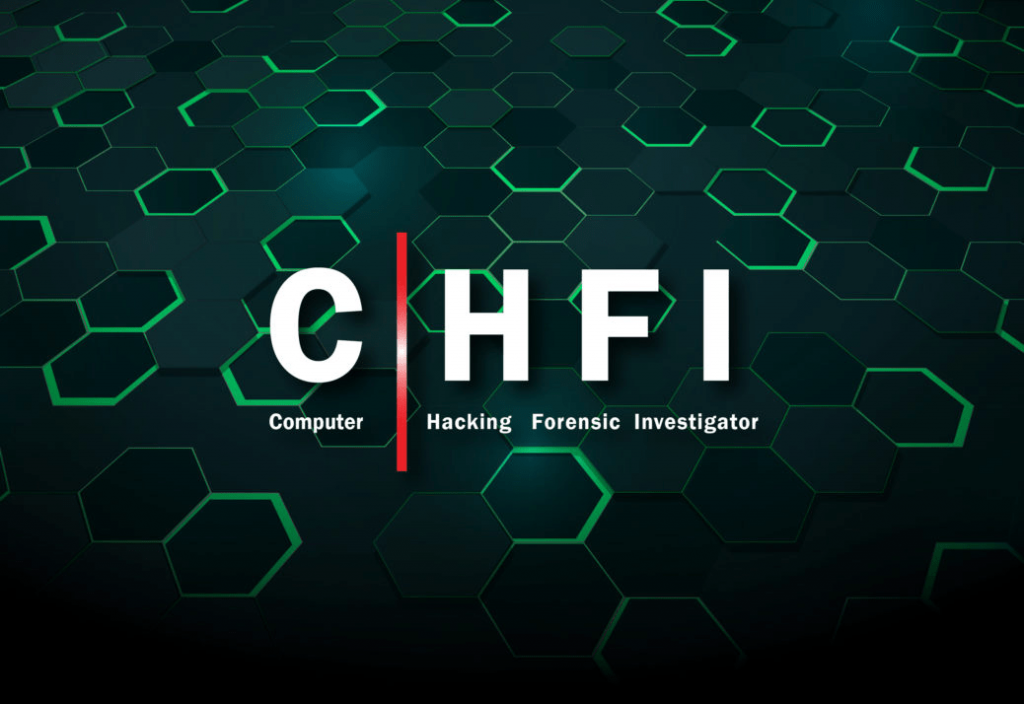 CHFI Certification