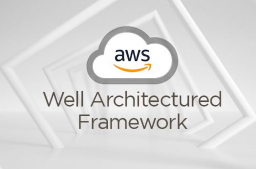 AWS Well Architecture Framework