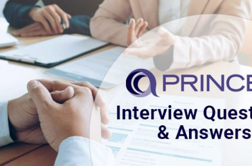 Prince 2 Interview Questions and Answers