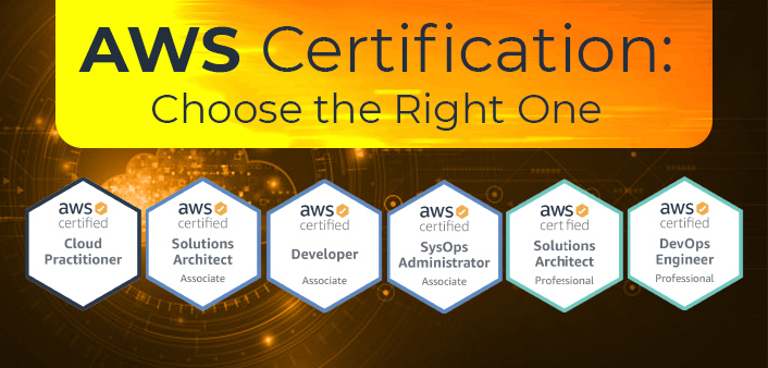 AWS certification Choose The Right One
