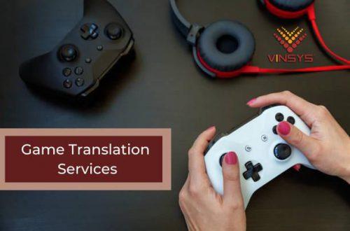 Game Translation