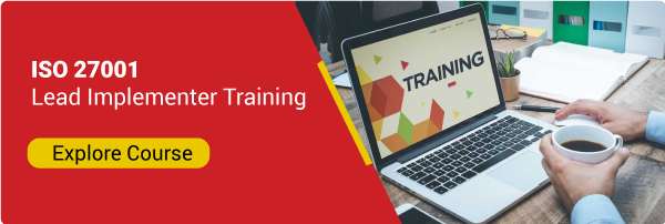 ISO 27001 Lead Implementer Training