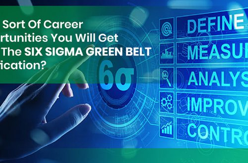 Six Sigma Career Opportunities