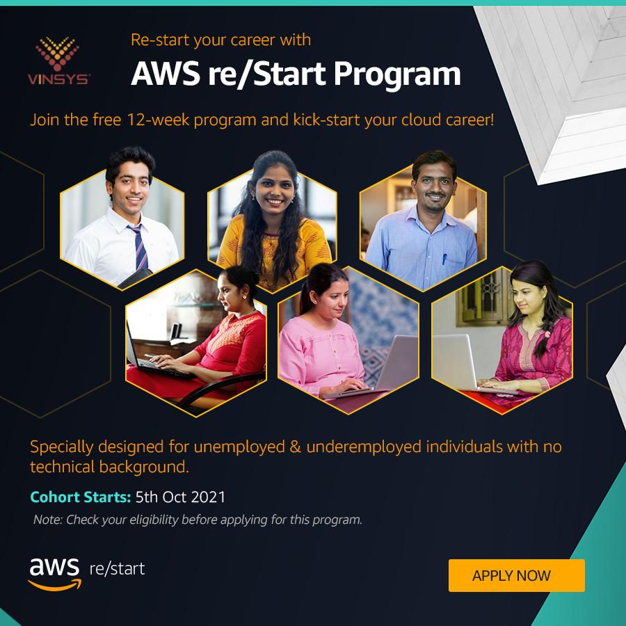 AWS Restart Program