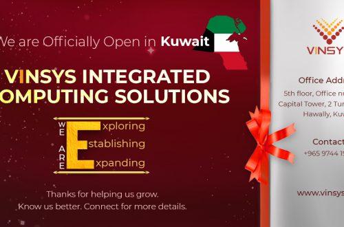 Vinsys Kuwait Office